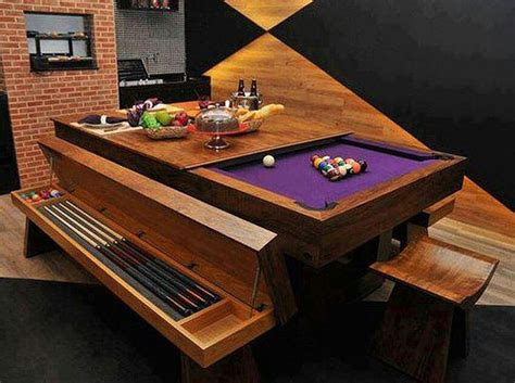 Diy-Pool-Dining-Table-Combo