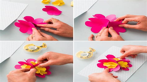 Diy-Pop-Up-Cards-Flowers