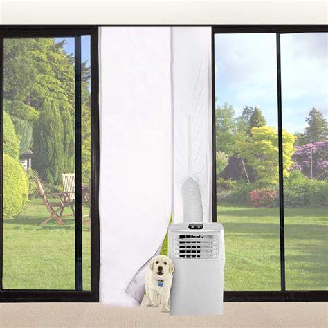 Diy-Portable-Ac-Sliding-Glass-Door-Kit