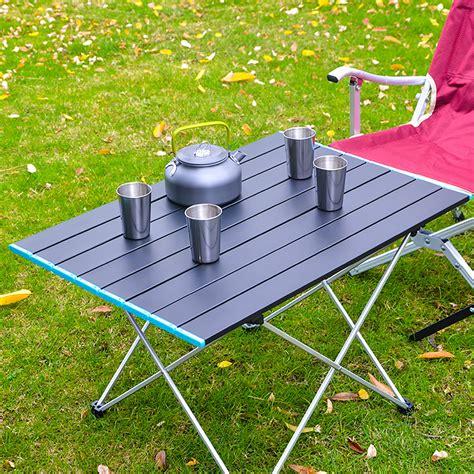 Diy-Portable-Camping-Table