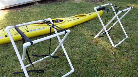 Diy-Portable-Kayak-Rack