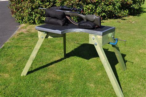 Diy-Portable-Shooting-Bench-Plans