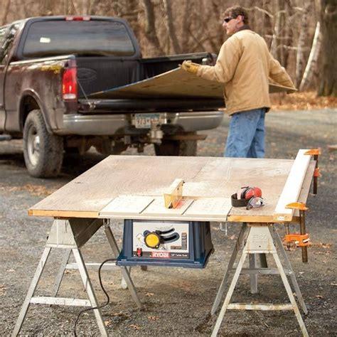 Diy-Portable-Table-Saw-Table