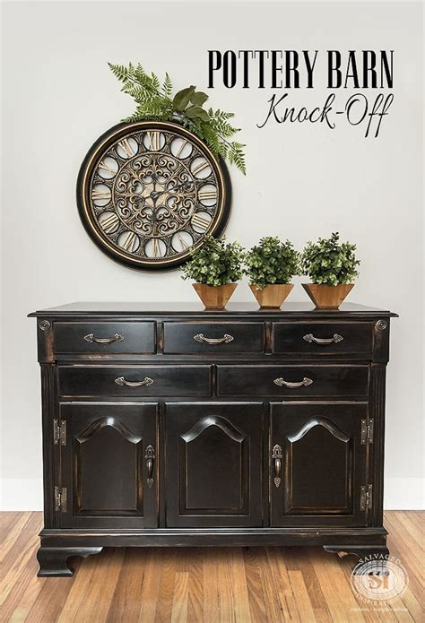 Diy-Pottery-Barn-Black-Furniture