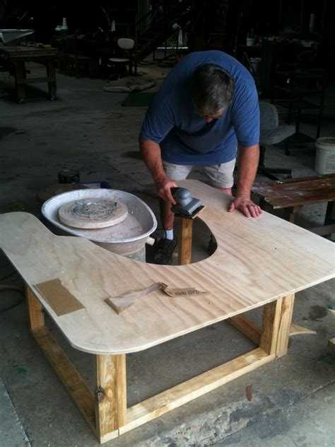 Diy-Pottery-Work-Table