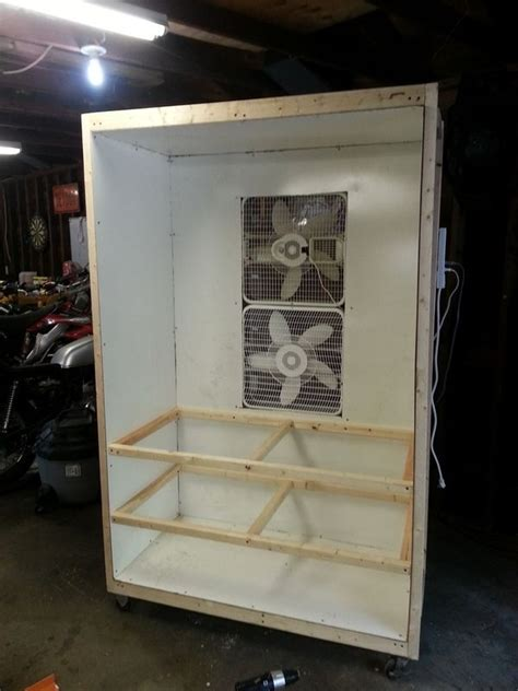Diy-Powder-Coat-Spray-Booth-Plans