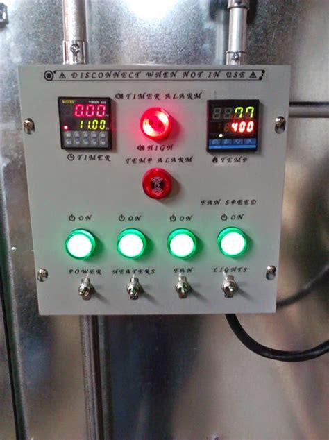 Diy-Powder-Coating-Oven-Control-Box