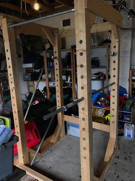 Diy-Power-Cage-Wood