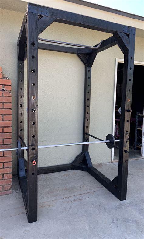 Diy-Power-Rack-Steel
