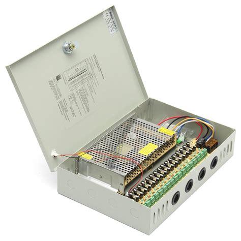 Diy-Power-Supply-Distribution-Box