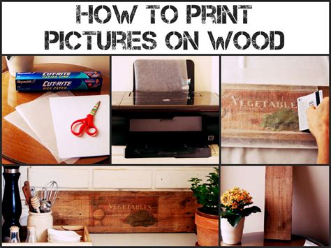 Diy-Print-Picture-On-Wood