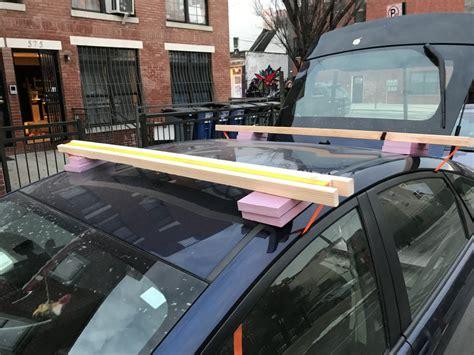 Diy-Prius-Roof-Rack