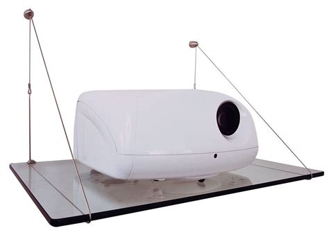 Diy-Projector-Screen-Shelf