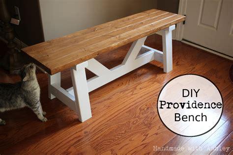 Diy-Providence-Bench