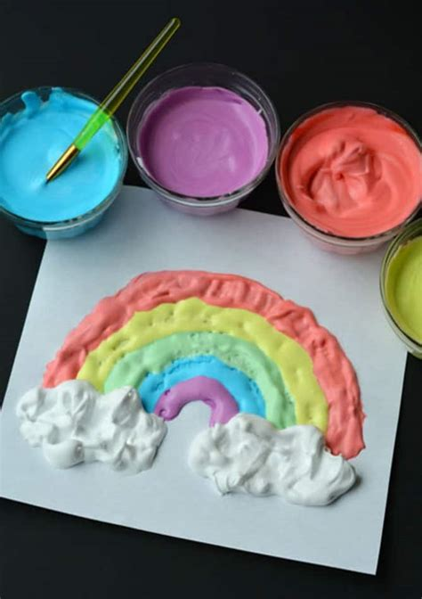 Diy-Puffy-Paint-Crafts