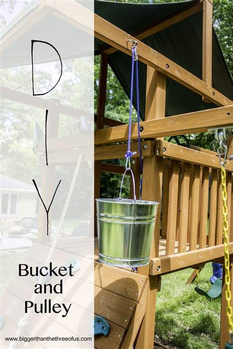 Diy-Pulley-System-For-Treehouse