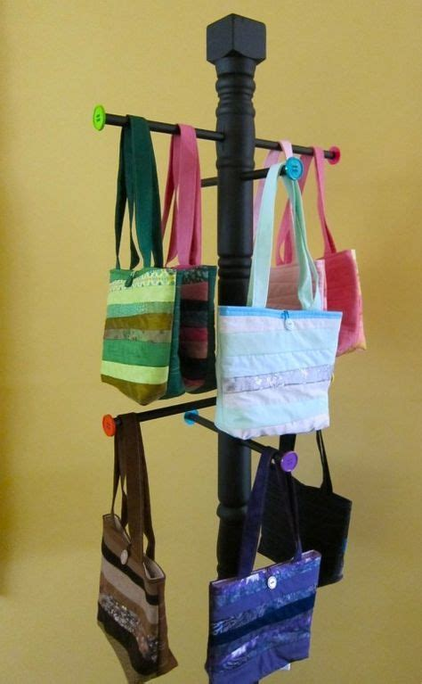Diy-Purse-Display-Stand