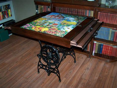Diy-Puzzle-Table-Plans