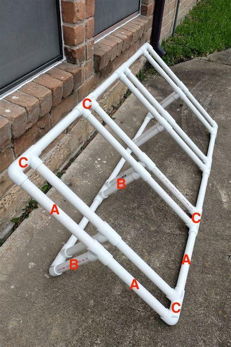 Diy-Pvc-Bike-Rack-Plans