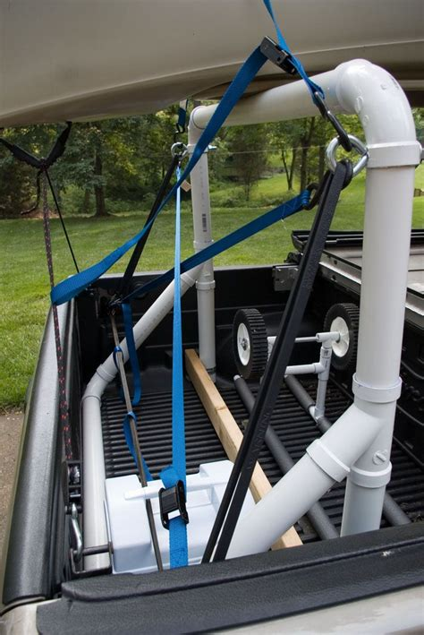 Diy-Pvc-Kayak-Rack-For-Truck