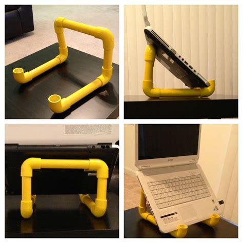 Diy-Pvc-Laptop-Table