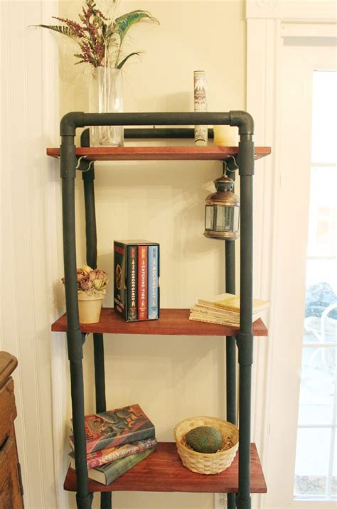 Diy-Pvc-Pipe-Bookshelf