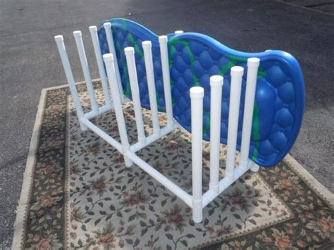 Diy-Pvc-Pool-Float-Rack