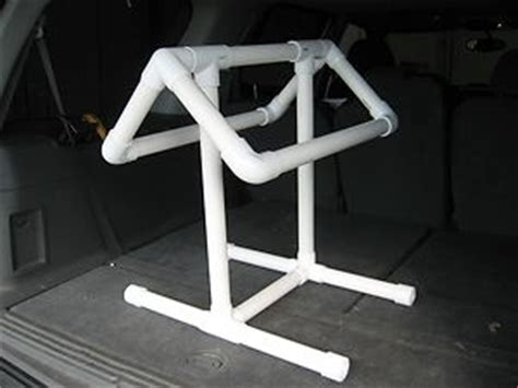 Diy-Pvc-Saddle-Rack