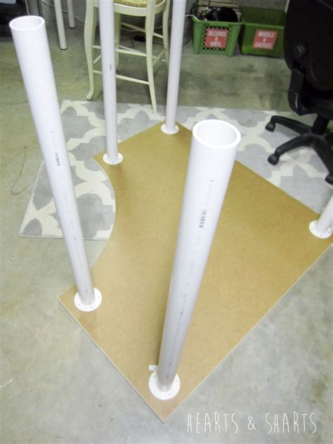 Diy-Pvc-Table-Legs