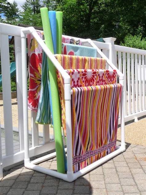 Diy-Pvc-Towel-Rack-For-Countertop