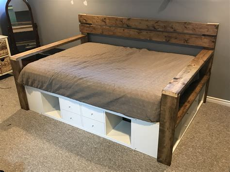 Diy-Queen-Sized-Bed-Frame