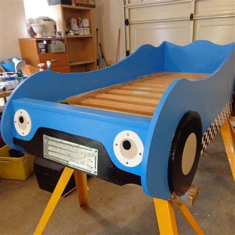 Diy-Race-Car-Bed-Plans