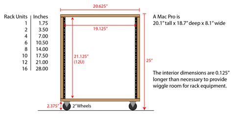 Diy-Rack-Case-Dimensions