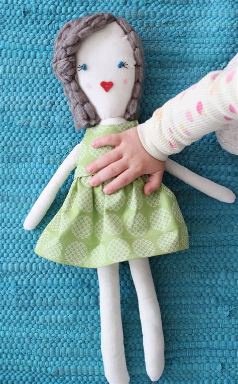 Diy-Rag-Doll-Pattern