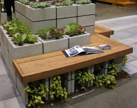 Diy-Raised-Planter-Box-With-Concrete-Blocks-Plans