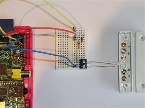 Diy-Raspberry-Pi-Door-Sensor