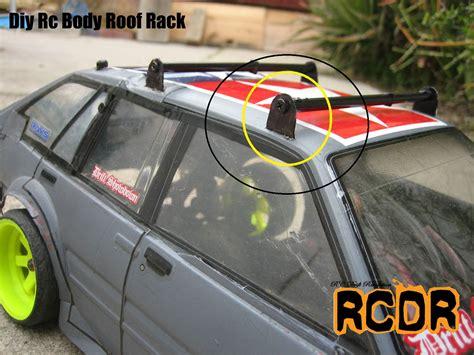 Diy-Rc-Roof-Rack