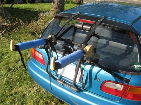 Diy-Rear-Car-Bike-Rack