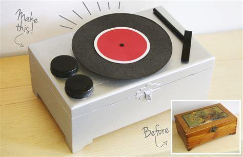 Diy-Record-Player-Box