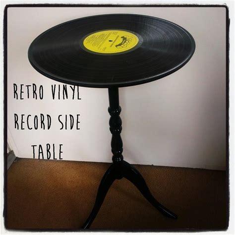 Diy-Record-Table