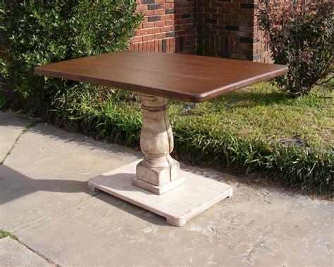Diy-Rectangular-Pedestal-Table