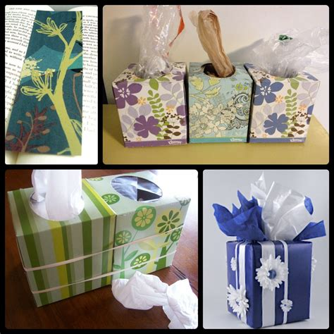Diy-Recycle-Tissue-Box
