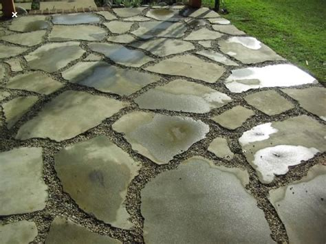 Diy-Recycled-Concrete-Patio
