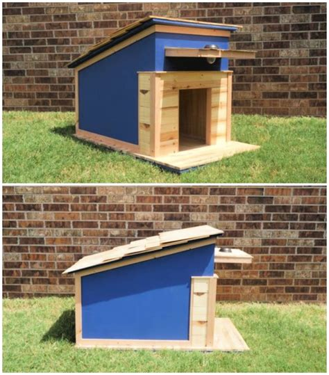 Diy-Recycled-Dog-House