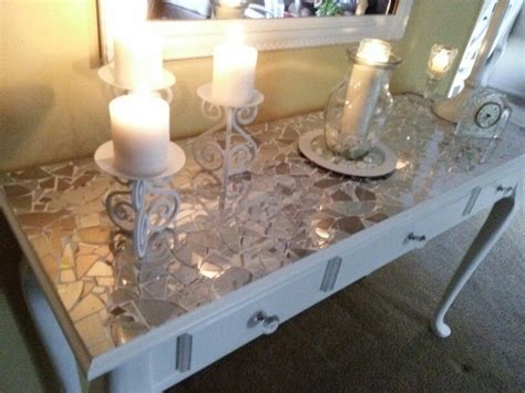 Diy-Recycled-Glass-Table-Top