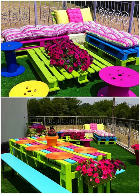 Diy-Recycled-Patio-Ideas