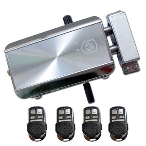 Diy-Remote-Control-Door-Lock