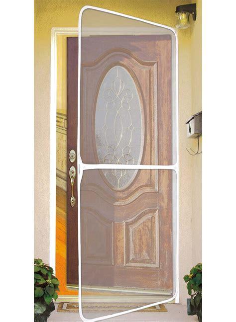 Diy-Removable-Screen-Door