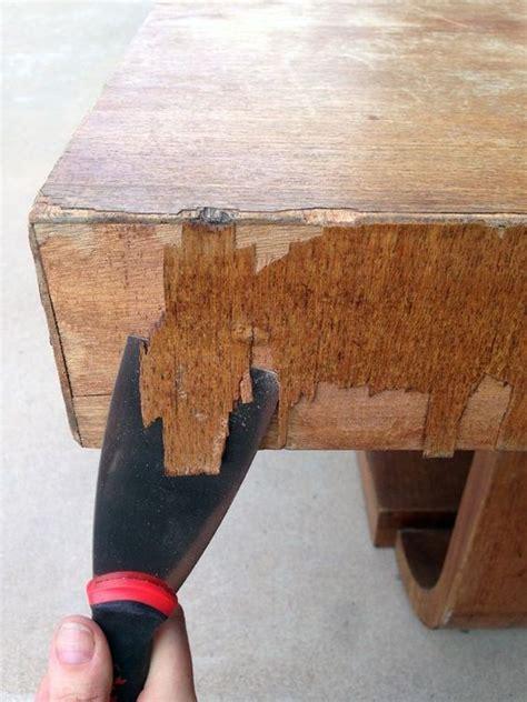 Diy-Repairs-On-Veneer-Table-Top
