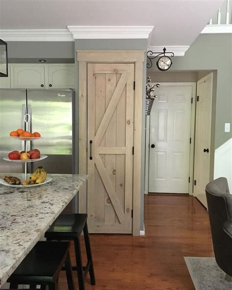 Diy-Replace-Pantry-Door